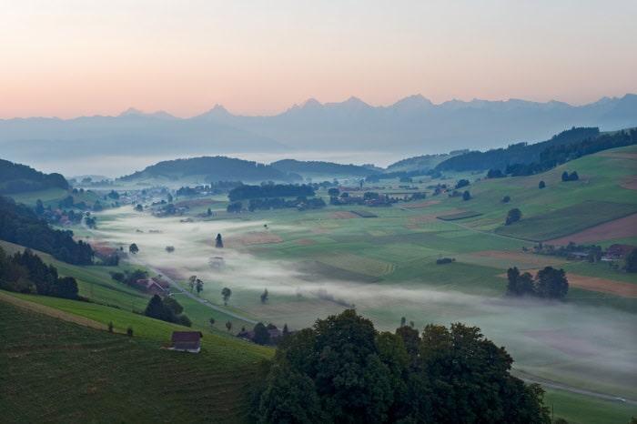 Ruta de senderismo por Interlaken | Suiza Vacaciones
