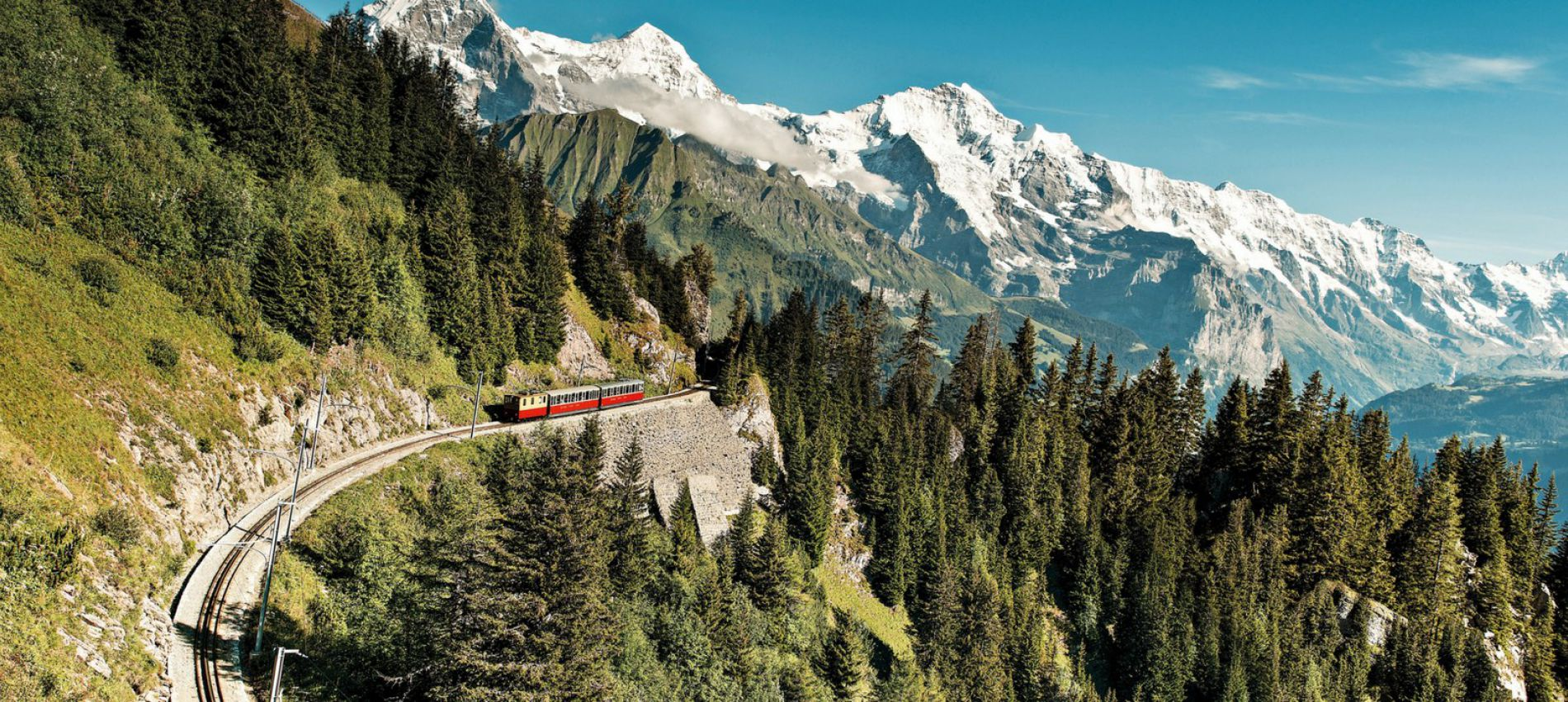 ⓒ Jungfraubahnen AG / Swiss Travel System By-line: swiss-image.ch/Rob Lewis